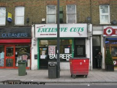 Exclusive Cuts, 171 New Kent Road, London - Hairdressers - Unisex ...