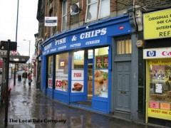 Krispy Fish And Chips, exterior picture