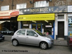 Indian Music 4 U, exterior picture