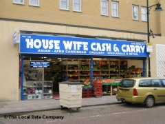 House Wife Cash & Carry image