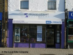 Wood Street Opticians, exterior picture