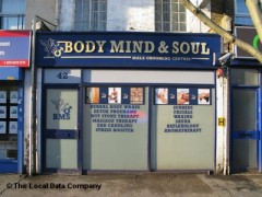 Body Mind & Soul, exterior picture