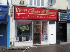 Victory Hair & Beauty, exterior picture