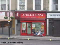 Apollo Pizza image