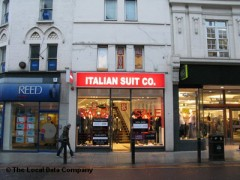 Italian Suit Co, exterior picture