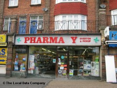 Overton & Pickup Pharmacy, exterior picture