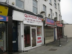 Quayside Cars 128 Lower Road London Minicabs Near Surrey Quays