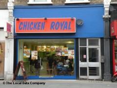 Chicken Royal image