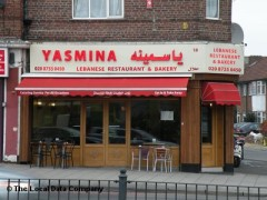 Yasmina 18 Western Avenue Acton London W3 7tz Lebanese