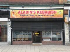 Aladin's Kebabish image