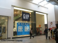 Baby Gap, exterior picture