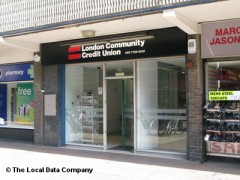 London Community Credit Union, exterior picture