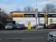 Halfords Autocentre image