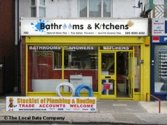 Bathrooms & Kitchens image