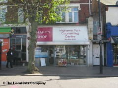 Highams Park Counselling Centre/Charity Shop image