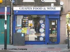 Grapes Food Amp Wine 185 St John Street London