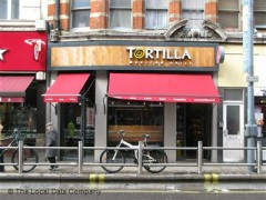 Tortilla, exterior picture
