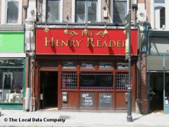 The Henry Reader, exterior picture