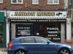 Aaron Music, exterior picture