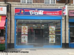 Royal Chicken Pizza 310 Northfield Avenue London Take