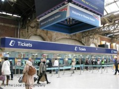 Southern Rail Booking Office image