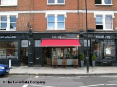 Cafes & Coffee Shops near Parsons Green Tube Station - All ...