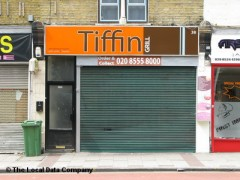 Tiffin Grill, exterior picture