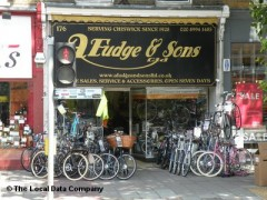 A Fudge & Sons, exterior picture