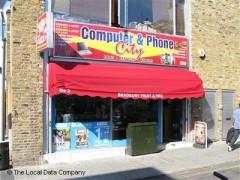 Computer & Phone image