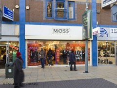 Moss Bros Hire, exterior picture