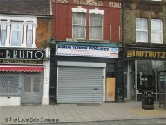 Asha Youth Project, exterior picture