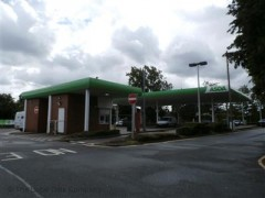 ASDA Petrol Station, exterior picture