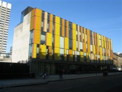 Coin Street Neighbourhood Centre, exterior picture