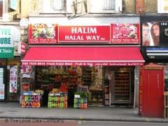 Halim Halal Way image