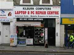 Kilburn Computers, exterior picture