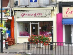Greengate Nails & Hair, exterior picture
