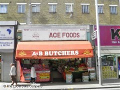 Ace Foods, exterior picture