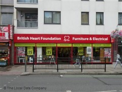 British Heart Foundation, exterior picture