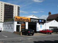 Halfords Autocentre image