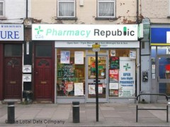 Pharmacy Republic, exterior picture