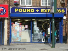 Pound Plus Express image