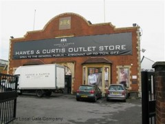 Hawes & Curtis Outlet, exterior picture