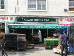 Ahmed Fruit & Veg, exterior picture