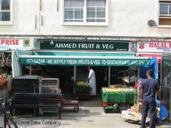 Ahmed Fruit & Veg image