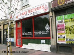Curry Express 3 North End Parade London Indian Takeaway