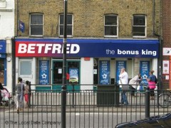 Betfred, exterior picture