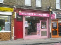 Highest Authority image