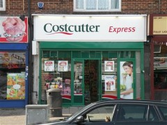 Costcutter Express, exterior picture