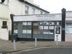 Catford Osteopathy, exterior picture