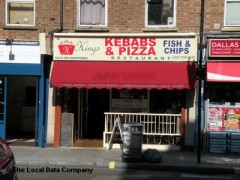 Kings Kebabs & Pizza, exterior picture